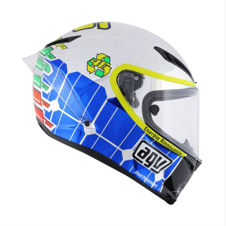 AGV Corsa Limited Edition Mugello 2015 Helmet