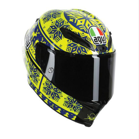 AGV Corsa Limited Edition Winter Test 2015 Helmet