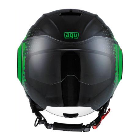 AGV Fluid Pix Helmet