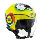 AGV Fluid Top Misano 2011 Helmet