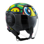 AGV Fluid Top Tartaruga Helmet (Export)
