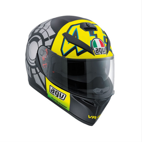 AGV K-3 SV Top Winter Test 2012 Helmet