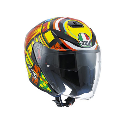 AGV K-5 Jet Elements Helmet