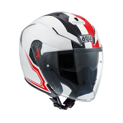 AGV K-5 Jet Brave Helmet