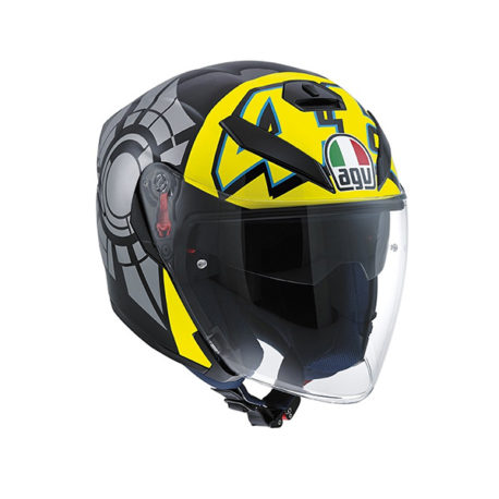 AGV K-5 Jet Winter Test 2012 Helmet