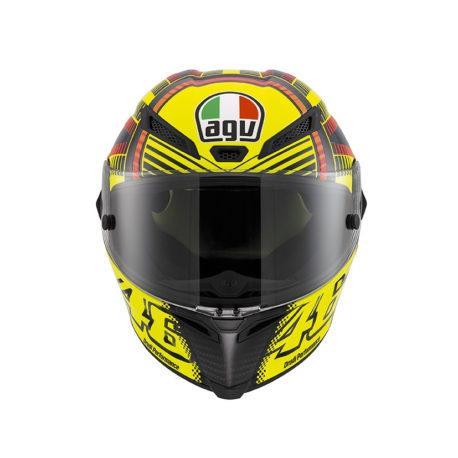 AGV Pista GP Top Soleluna Qatar 2015 Helmet