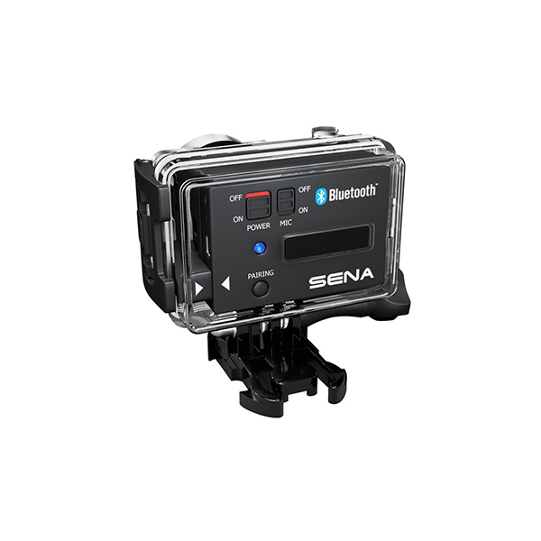 Sena Bluetooth Audio Pack for GoPro with Waterproof Case