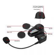 Sena SMH10-10 Motorcycle Bluetooth Headset/Intercom