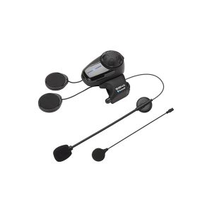 Sena SMH10-11 Bluetooth Headset & Intercom with Universal Microphone Kit