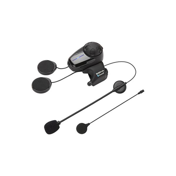 Sena SMH10-11 Bluetooth Headset & Intercom with Universal Microphone Kit
