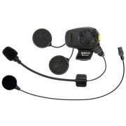 Sena SMH5-FM Bluetooth Headset & Intercom with FM Tuner with Universal Microphone Kit
