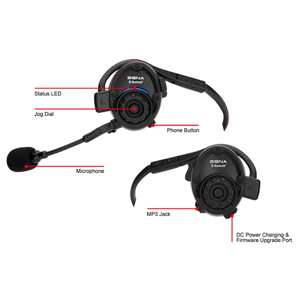Sena SPH 10 Bluetooth Communication System
