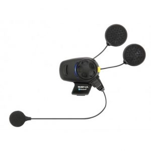 Sena SMH5-FM Bluetooth Headset & Intercom with FM Tuner Dual Pack - Full Face