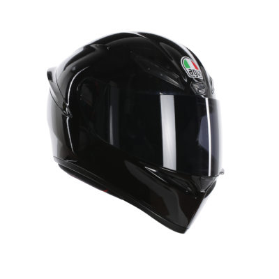 agv-k1-solid-black