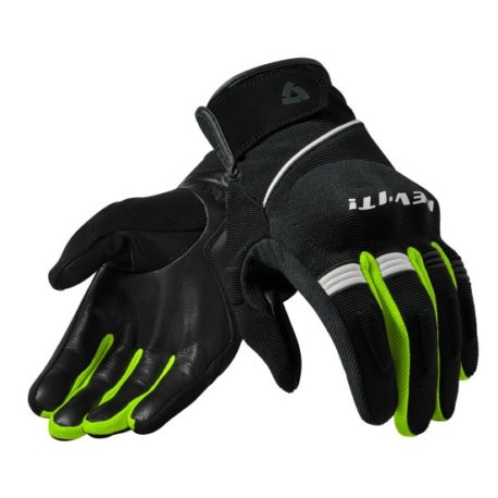 revit-mosca-gloves-black-neon-yellow