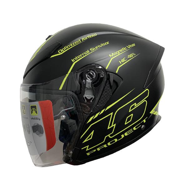 Agv K 5 Jet Project 46 3 0 Helmet Lsh Racing World