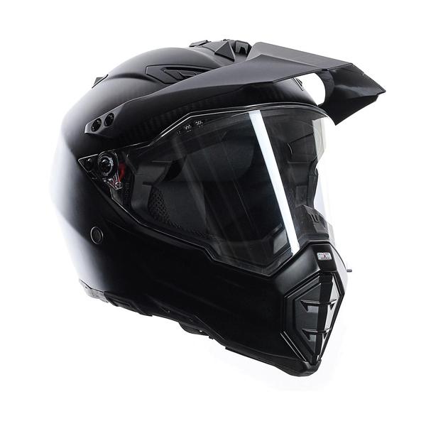 AGV AX-8 Dual Carbon Mono Helmet - LSH Racing World