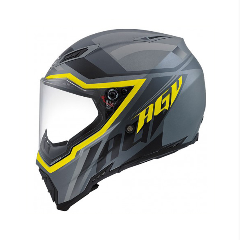 AGV AX8 Helmet - Evo Naked Karakum | Free Next Day