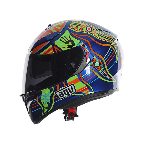 Agv K 3 Sv Top Five Continents Helmet Lsh Racing World