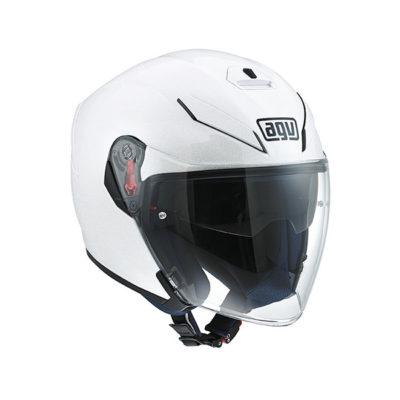 AGV K-5 Jet Solid Helmet