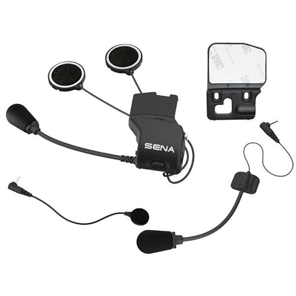 Sena 20S Universal Helmet Clamp Kit with Microphones – LSH