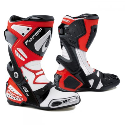 forma-ice-pro-boot-red