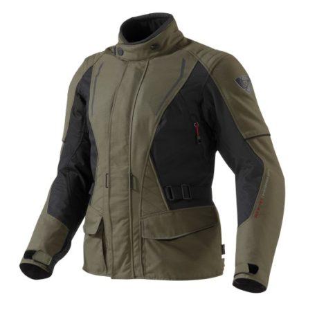 revit-monroe-ladies-jacket-olive-green-black-1