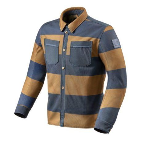 revit-overshirt-tracer-air-brown-blue