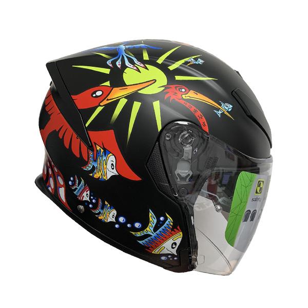 Agv K 5 Jet Zoo Helmet Lsh Racing World