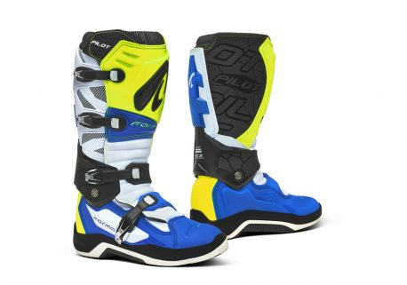 forma-pilot-boots-yellow-fluo-white-blue