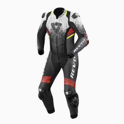 revit-one-piece-quantum-2-leather-suit-white-neon-red-1